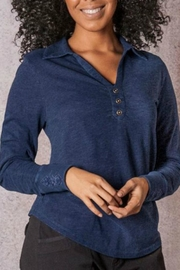 Aventure Mollie Long-Sleeve Top - Product Mini Image