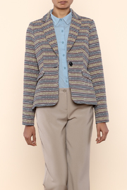 Molly Bracken Marine Blazer - Product Mini Image