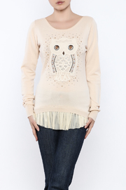 Molly Bracken Owl Sweater - Product Mini Image