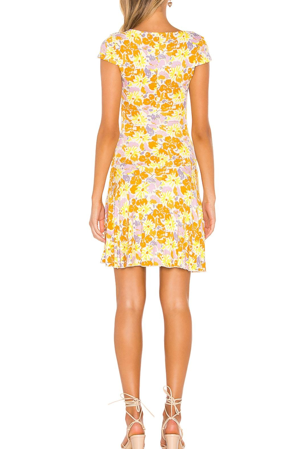 Free People Molly Mini Dress - Side Cropped Image