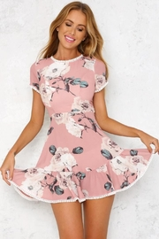 Blossom Molly Mini Dress - Front cropped