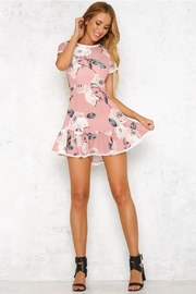Blossom Molly Mini Dress - Front full body