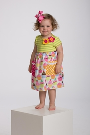 Molly & Millie Cupcake Dress - Product Mini Image