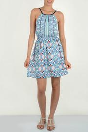Molly Bracken Azure Dress - Product Mini Image