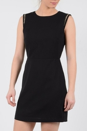 Molly Bracken Backless Little Black Dress - Product Mini Image