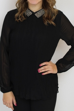 Shoptiques Product: Britain Pleated Top