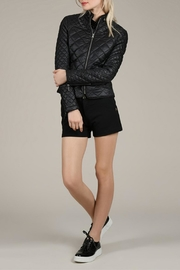 Molly Bracken Diamond Quilted Jacket - Front full body