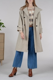 Molly Bracken Double Breasted Coat - Product Mini Image