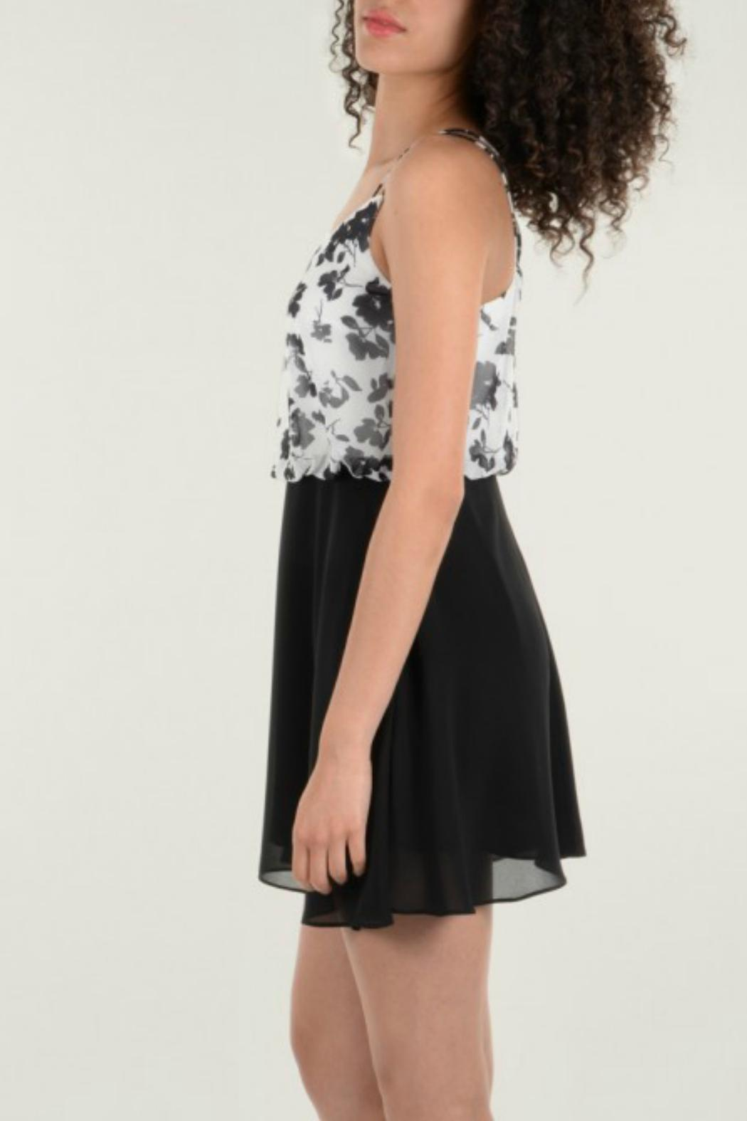 Molly Bracken Floral Dress - Back Cropped Image
