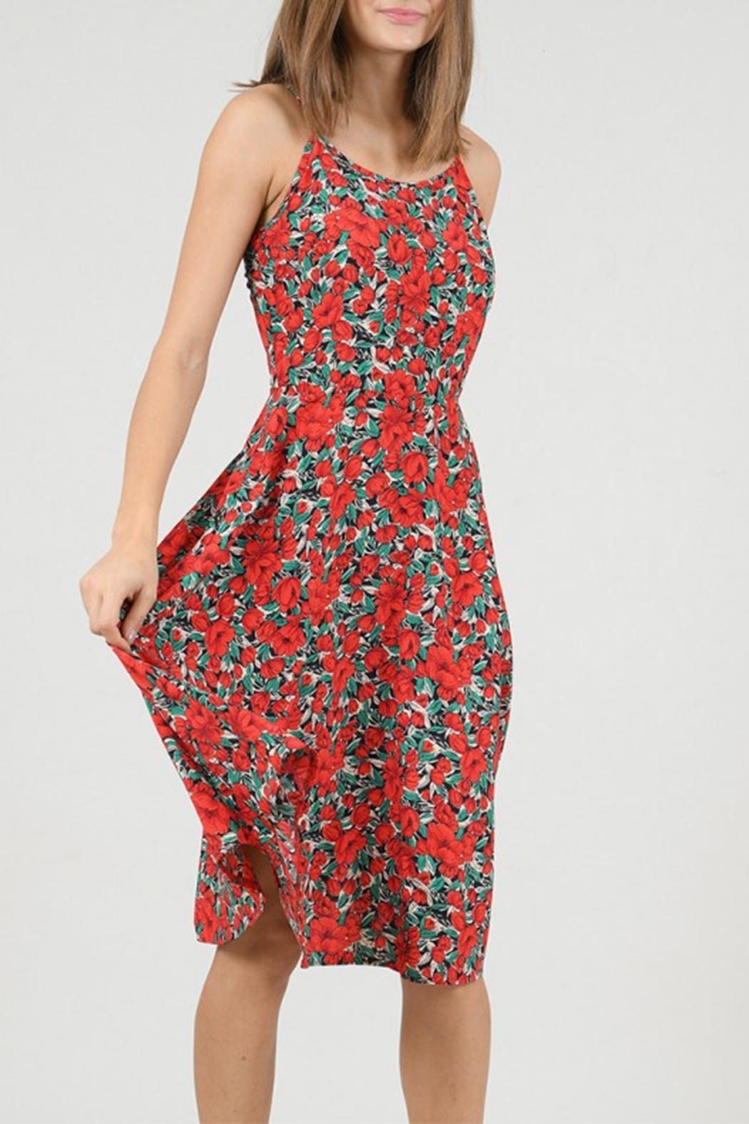 Molly Bracken Floral Dress - Main Image