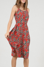 Molly Bracken Floral Dress - Front cropped