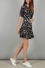 Molly Bracken Floral Print Dress - Front full body