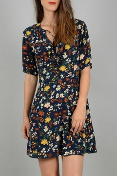 Molly Bracken Floral Print Dress - Product List Image