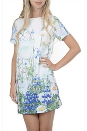 Molly Bracken Floral Shift Dress - Product Mini Image
