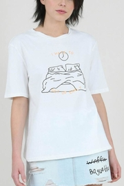 Molly Bracken I Hate To Get Up Early T-Shirt - Product Mini Image