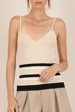 Molly Bracken Knitted Camisole - Product List Image