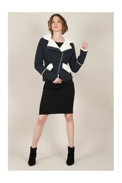 Molly Bracken Knitted Cozy Jacket - Product List Image