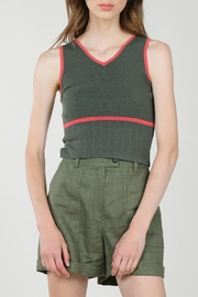 Molly Bracken Knitted Tank Top - Product Mini Image