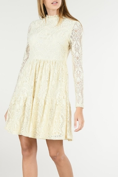 Molly Bracken Lace Dress Lined - Product List Image