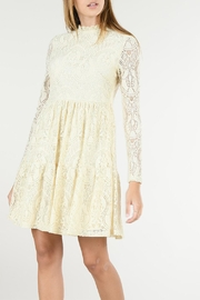 Molly Bracken Lace Dress Lined - Product Mini Image