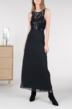 Molly Bracken Long Cocktail Dress - Product List Image