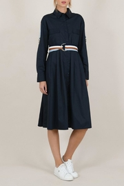 Molly Bracken Long Shirt Dress - Product Mini Image