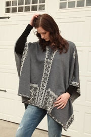 Molly Bracken Maggie Poncho - Product Mini Image