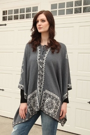Molly Bracken Maggie Poncho - Front full body