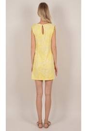 Molly Bracken Pale Yellow Dress - Product Mini Image