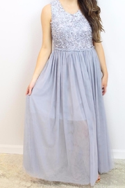 Molly Bracken Pearl Maxi Dress - Product Mini Image