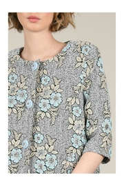 Molly Bracken Printed Flare Coat - Other