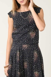 Molly Bracken Printed Straight Top - Product Mini Image