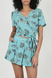 Molly Bracken Printed Top - Product Mini Image