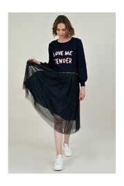 Molly Bracken Tulle Midi Skirt - Product Mini Image