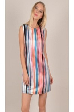 99913693 ... Molly Bracken Vintage Striped Dress - Product List Image