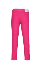 Molo April Cerise Trousers - Front full body