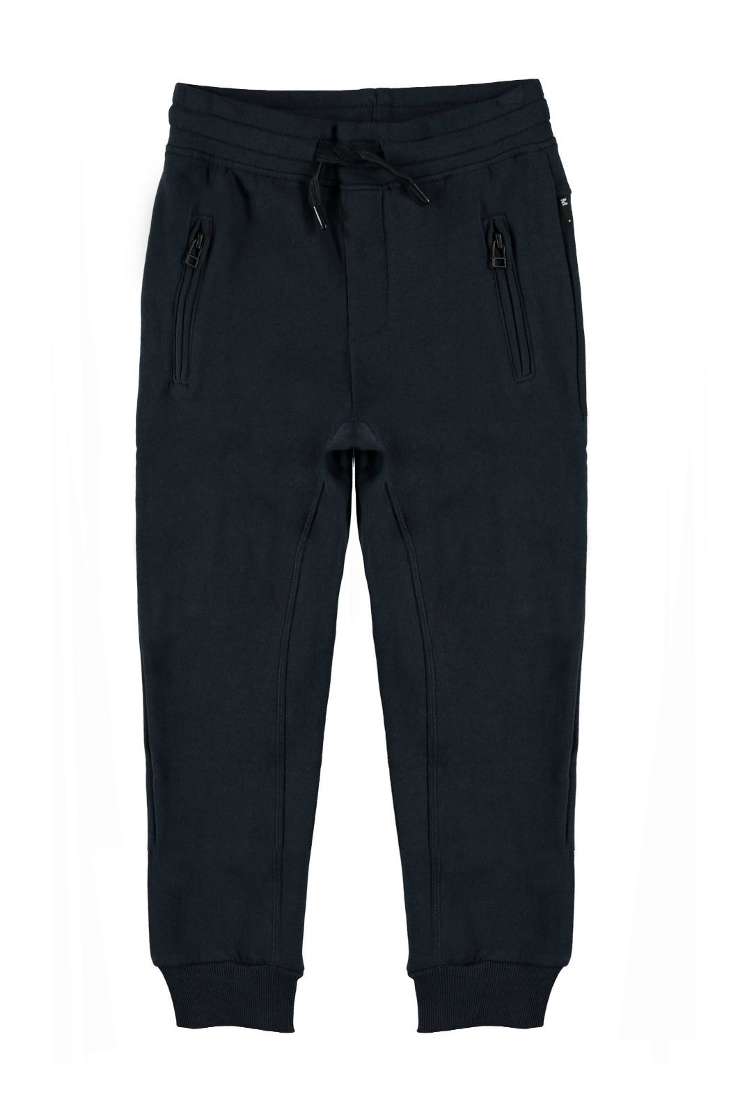 Molo Ash Carbon Trousers - Main Image