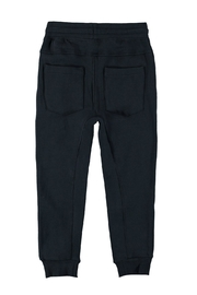 Molo Ash Carbon Trousers - Front full body