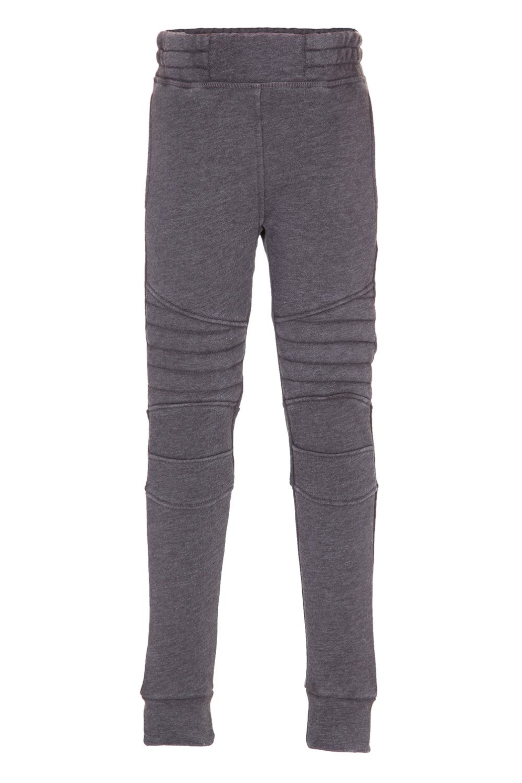 Molo Axl Patchwork Pants - Front Full Image