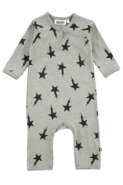 Shoptiques Product: Black Starlyn Playsuit