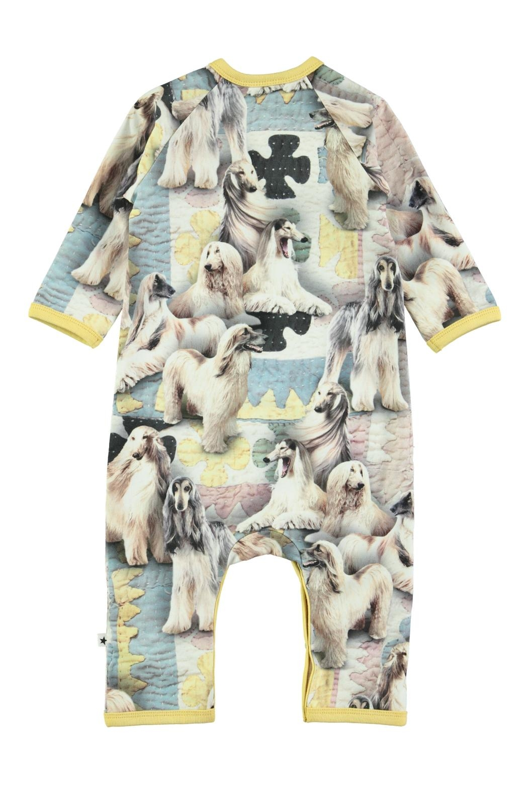 Molo Dogtastic Playsuit - Front Full Image