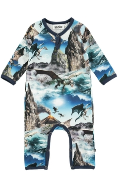 Molo Dragon Island Playsuit - Product List Image