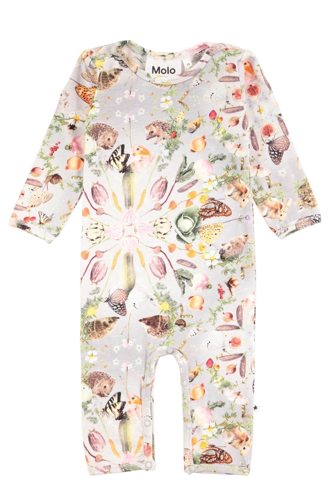 Molo Fenez Vegetable Playsuit - Main Image