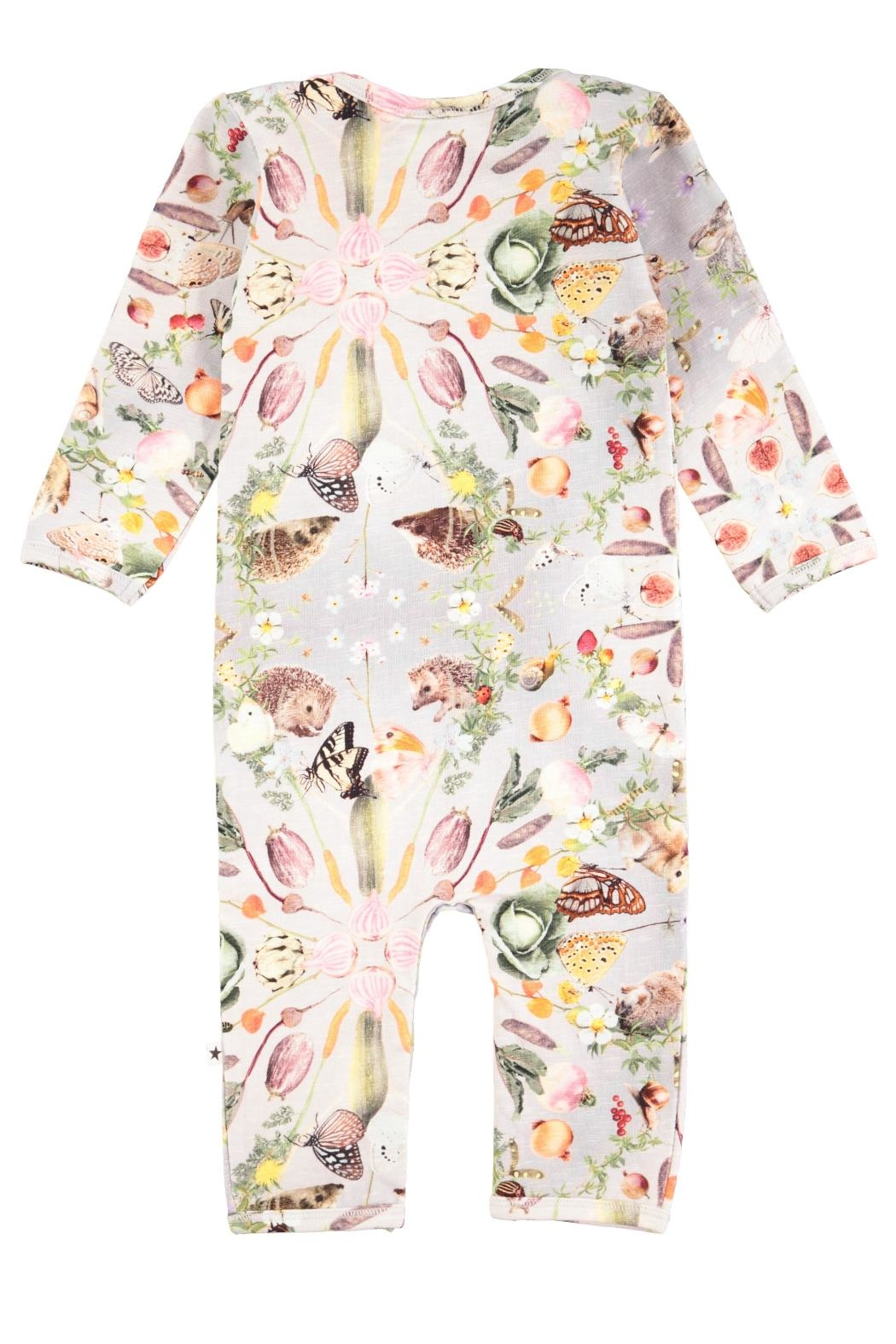 Molo Fenez Vegetable Playsuit - Front Full Image