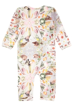 Molo Fenez Vegetable Playsuit - Alternate List Image