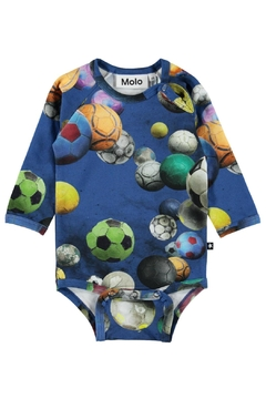 Shoptiques Product: Field Cosmic Footballs Vest