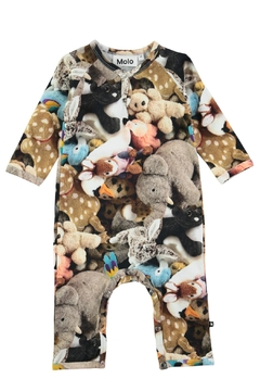 Molo Fiona Friends Playsuit - Product List Image