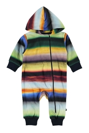 Molo Fowo Cosmic Rainbow Suit - Front cropped
