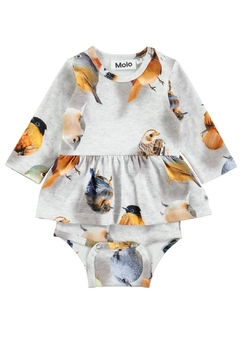 Molo Frances Birds Dress - Product List Image