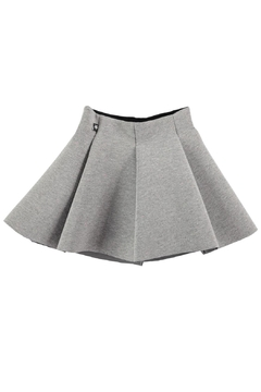 Shoptiques Product: Grey Bell Skirt